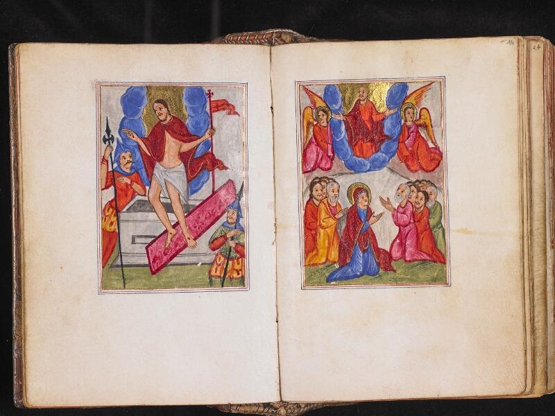 CHANTILLY, Bibliothèque du château, 0013 (1346), f. 013v - 014