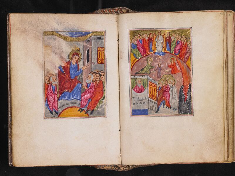 CHANTILLY, Bibliothèque du château, 0013 (1346), f. 015v - 016