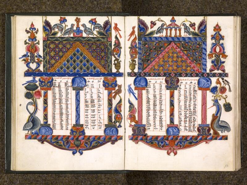 CHANTILLY, Bibliothèque du château, 0014 (1353), f. 017v - 018