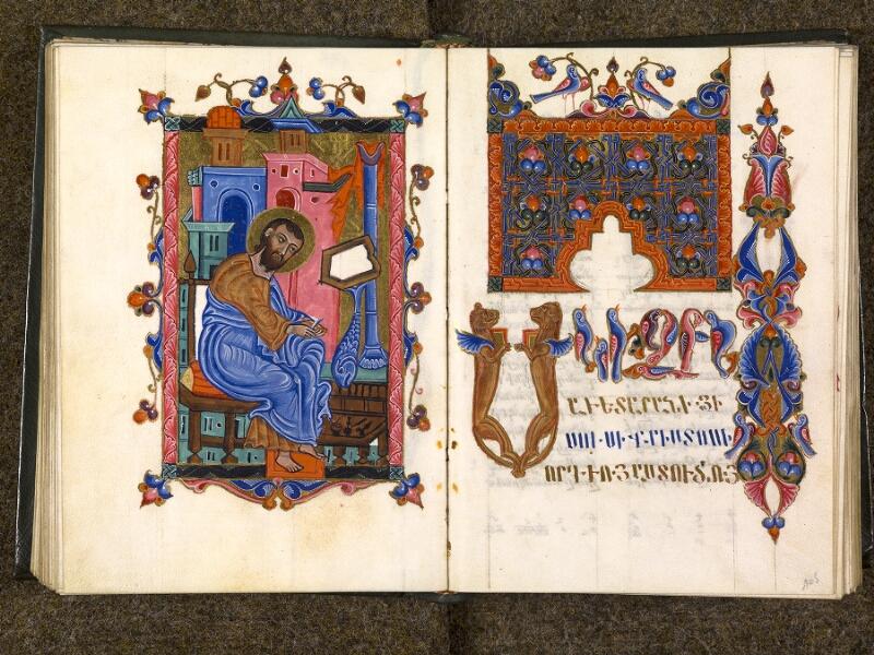 CHANTILLY, Bibliothèque du château, 0014 (1353), f. 104v - 105