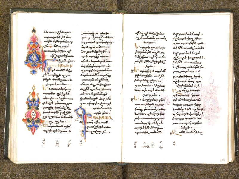 CHANTILLY, Bibliothèque du château, 0014 (1353), f. 111v - 112