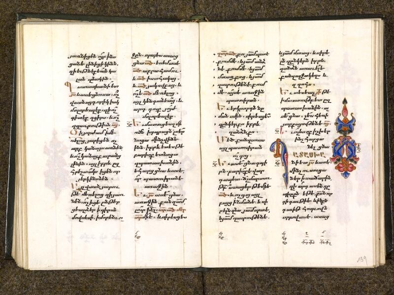 CHANTILLY, Bibliothèque du château, 0014 (1353), f. 138v - 139