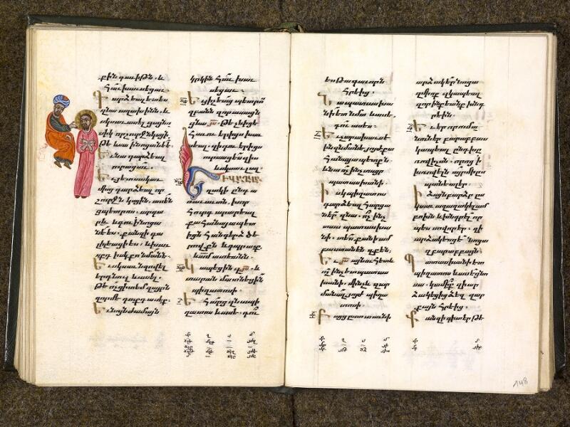 CHANTILLY, Bibliothèque du château, 0014 (1353), f. 147v - 148