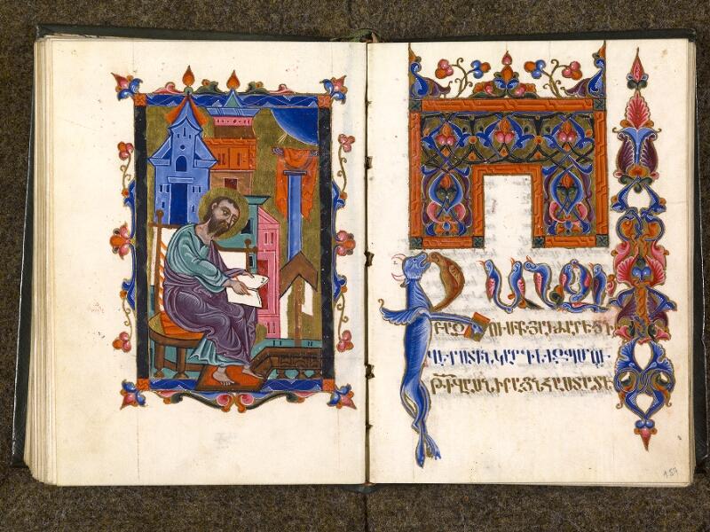 CHANTILLY, Bibliothèque du château, 0014 (1353), f. 156v - 157