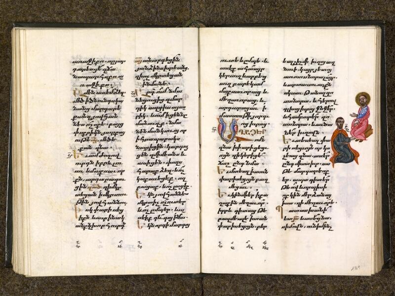 CHANTILLY, Bibliothèque du château, 0014 (1353), f. 180v - 181