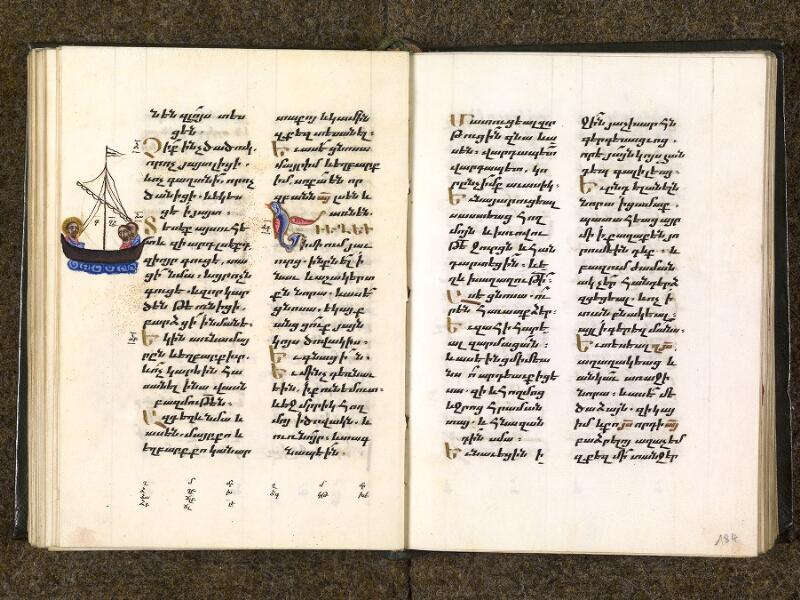 CHANTILLY, Bibliothèque du château, 0014 (1353), f. 183v - 184