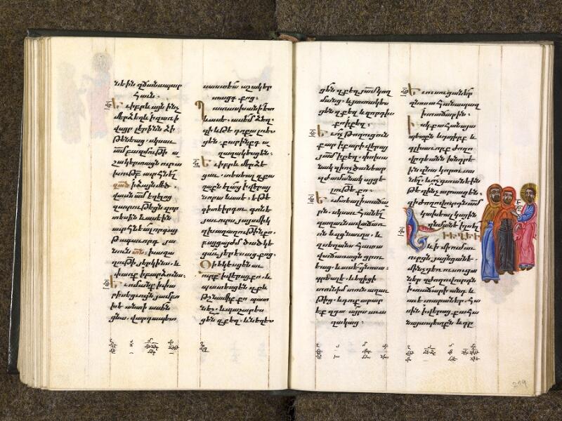 CHANTILLY, Bibliothèque du château, 0014 (1353), f. 218v - 219