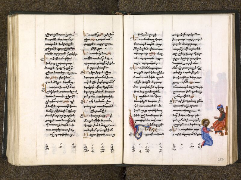 CHANTILLY, Bibliothèque du château, 0014 (1353), f. 231v - 232
