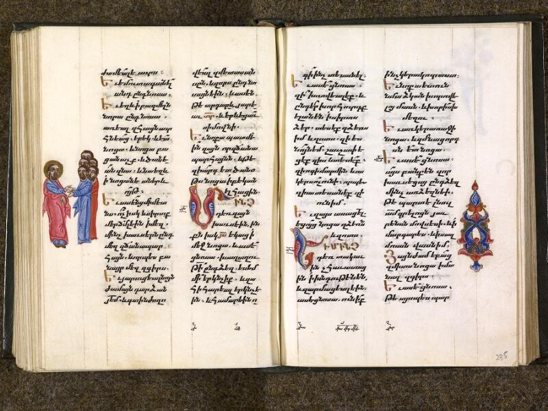 CHANTILLY, Bibliothèque du château, 0014 (1353), f. 234v - 235