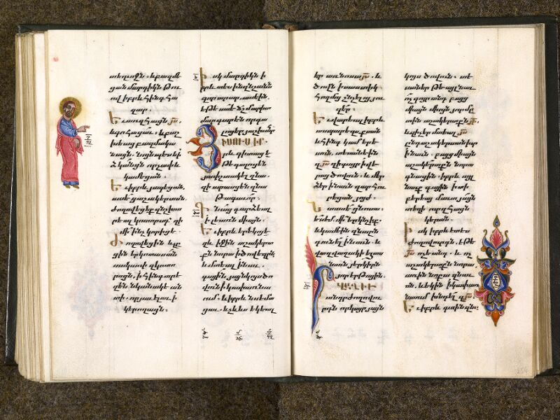 CHANTILLY, Bibliothèque du château, 0014 (1353), f. 253v - 254