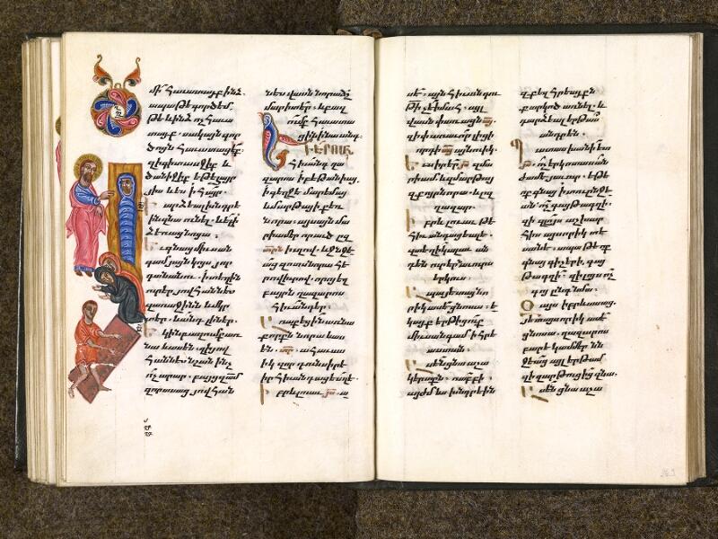 CHANTILLY, Bibliothèque du château, 0014 (1353), f. 268v - 269