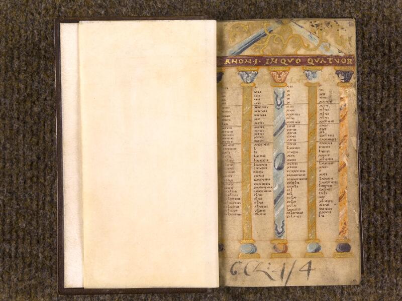 CHANTILLY, Bibliothèque du château, 0015 (1326), f. 000Av - 001