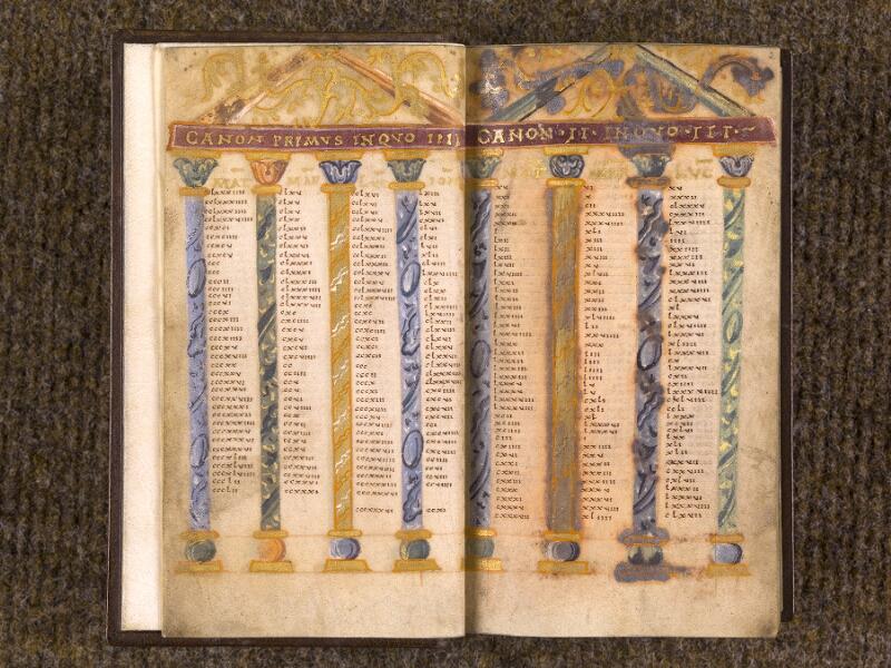 CHANTILLY, Bibliothèque du château, 0015 (1326), f. 001v - 002