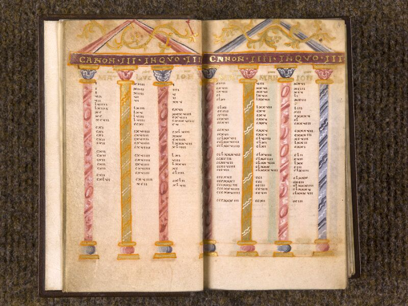 CHANTILLY, Bibliothèque du château, 0015 (1326), f. 003v - 004