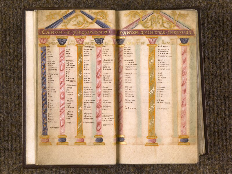 CHANTILLY, Bibliothèque du château, 0015 (1326), f. 004v - 005