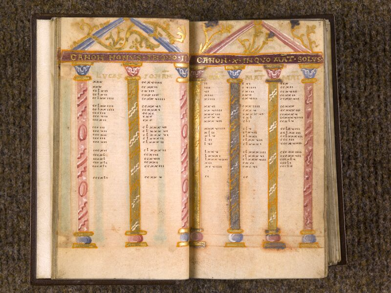 CHANTILLY, Bibliothèque du château, 0015 (1326), f. 006v - 007