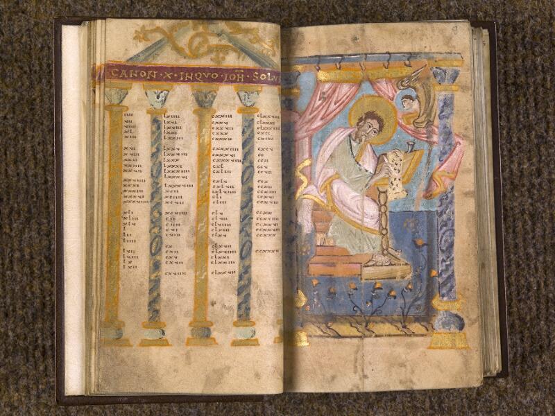CHANTILLY, Bibliothèque du château, 0015 (1326), f. 008v - 009