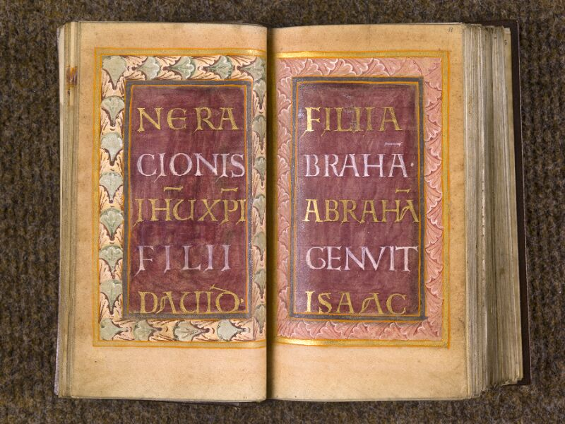 CHANTILLY, Bibliothèque du château, 0015 (1326), f. 010v - 011