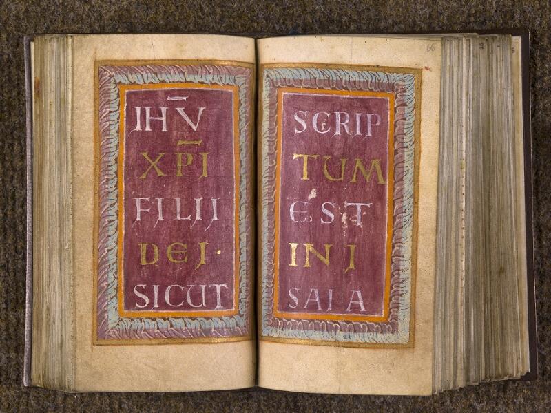 CHANTILLY, Bibliothèque du château, 0015 (1326), f. 065v - 066