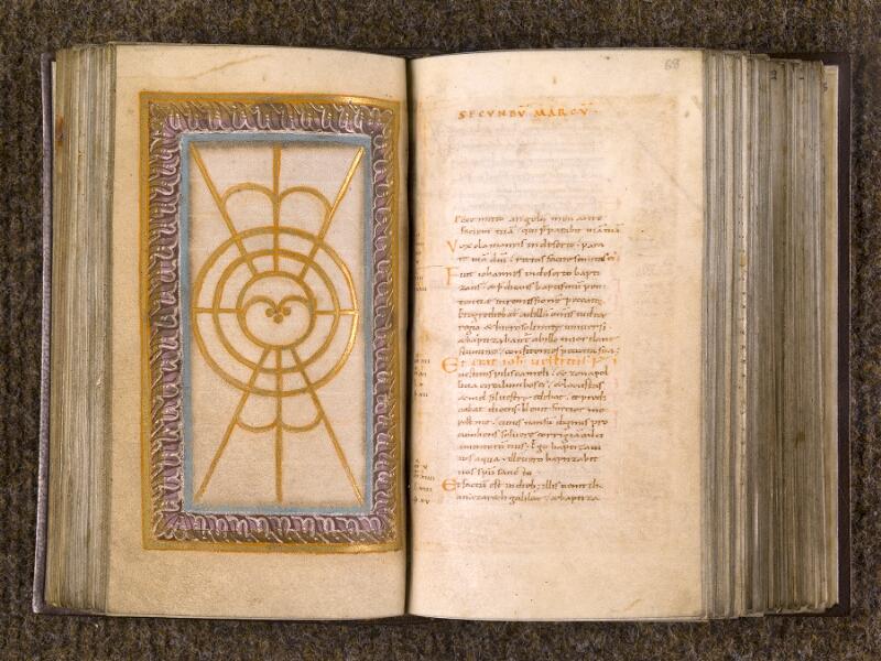 CHANTILLY, Bibliothèque du château, 0015 (1326), f. 067v - 068