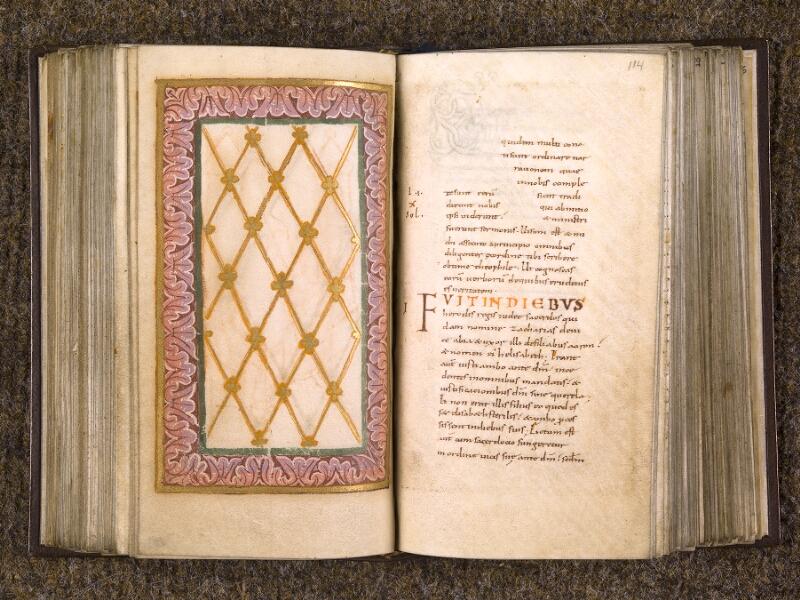 CHANTILLY, Bibliothèque du château, 0015 (1326), f. 113v - 114