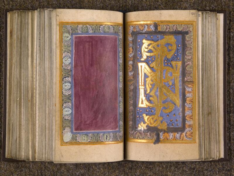 CHANTILLY, Bibliothèque du château, 0015 (1326), f. 180v - 181