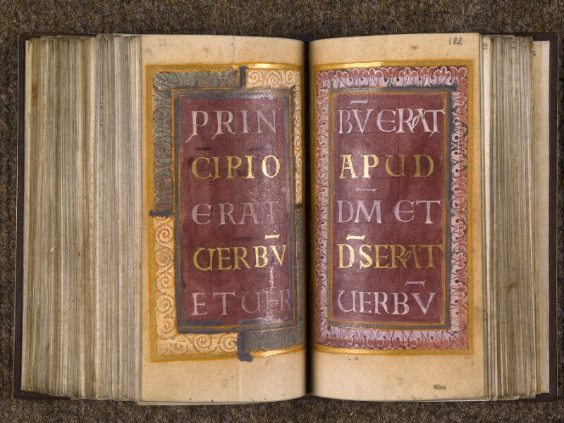 CHANTILLY, Bibliothèque du château, 0015 (1326), f. 181v - 182