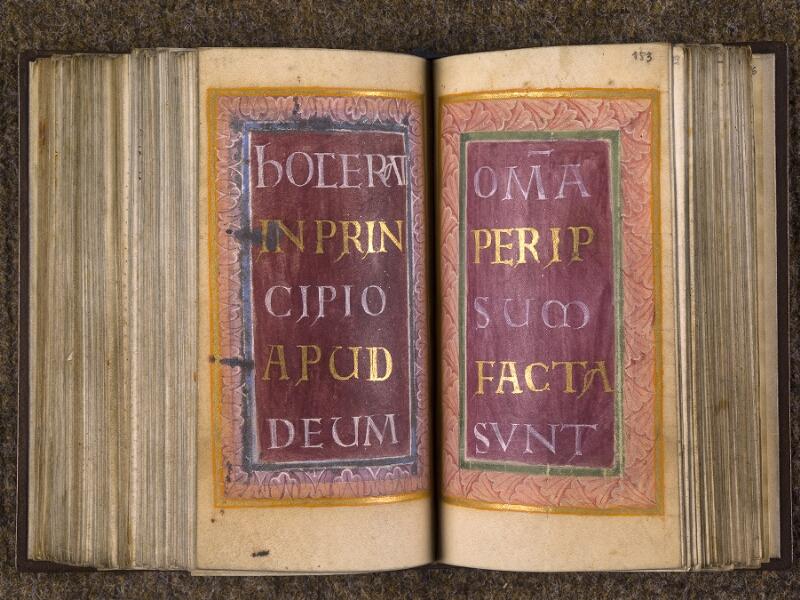 CHANTILLY, Bibliothèque du château, 0015 (1326), f. 182v - 183