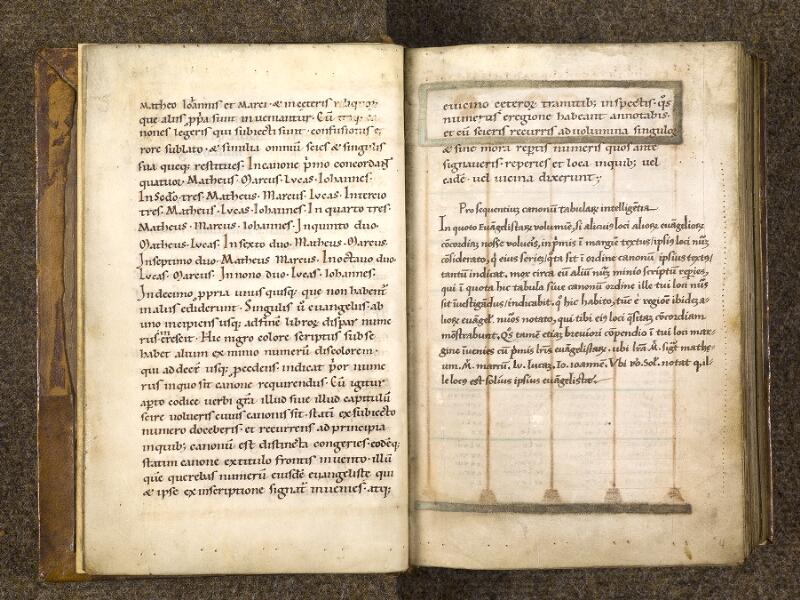 CHANTILLY, Bibliothèque du château, 0016 (1143), f. 003v - 004