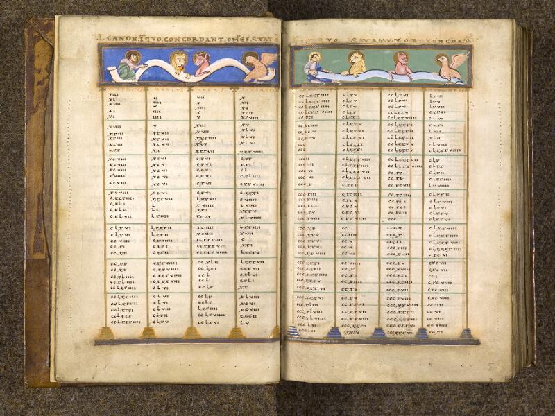 CHANTILLY, Bibliothèque du château, 0016 (1143), f. 004v - 005