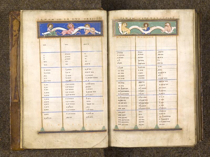 CHANTILLY, Bibliothèque du château, 0016 (1143), f. 006v - 007