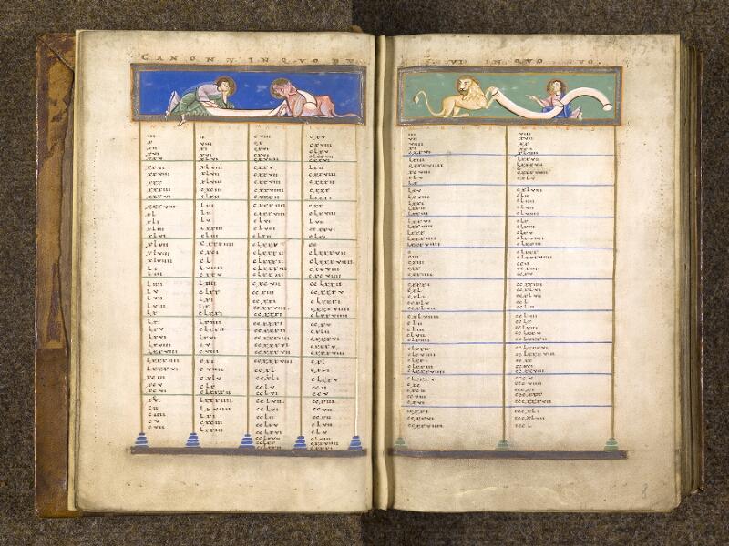 CHANTILLY, Bibliothèque du château, 0016 (1143), f. 007v - 008