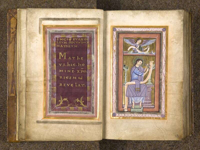 CHANTILLY, Bibliothèque du château, 0016 (1143), f. 011v - 012