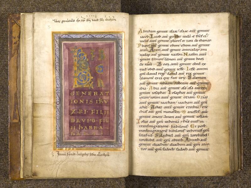 CHANTILLY, Bibliothèque du château, 0016 (1143), f. 012v - 013