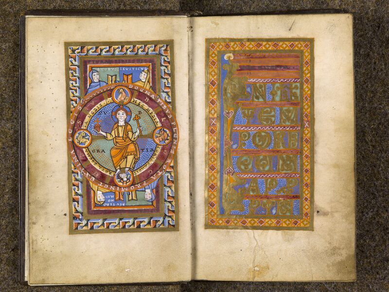 CHANTILLY, Bibliothèque du château, 0017 (1347), f. 000Bv - 001