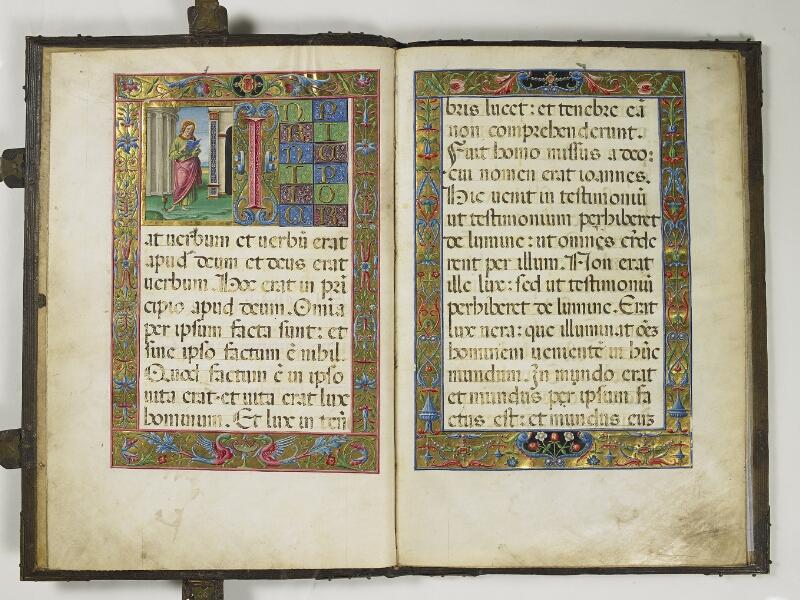 CHANTILLY, Bibliothèque du château, 0018 (1410), f. 004v - 005