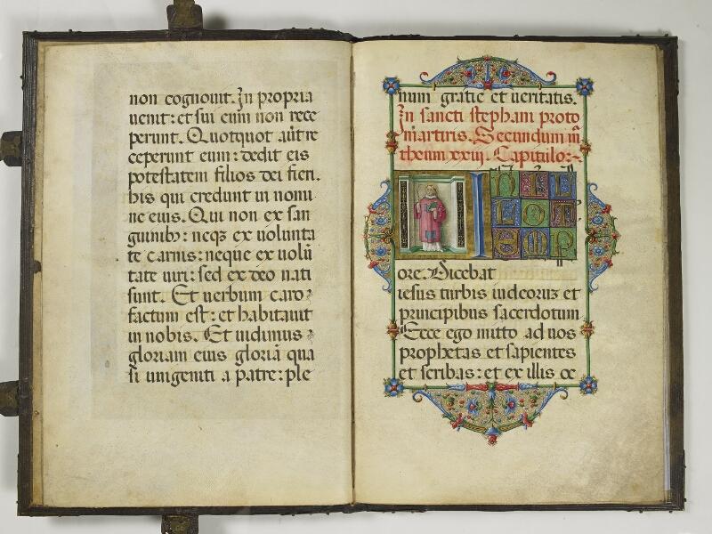 CHANTILLY, Bibliothèque du château, 0018 (1410), f. 005v - 006