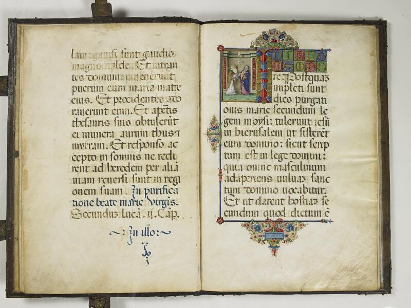 CHANTILLY, Bibliothèque du château, 0018 (1410), f. 010v - 011