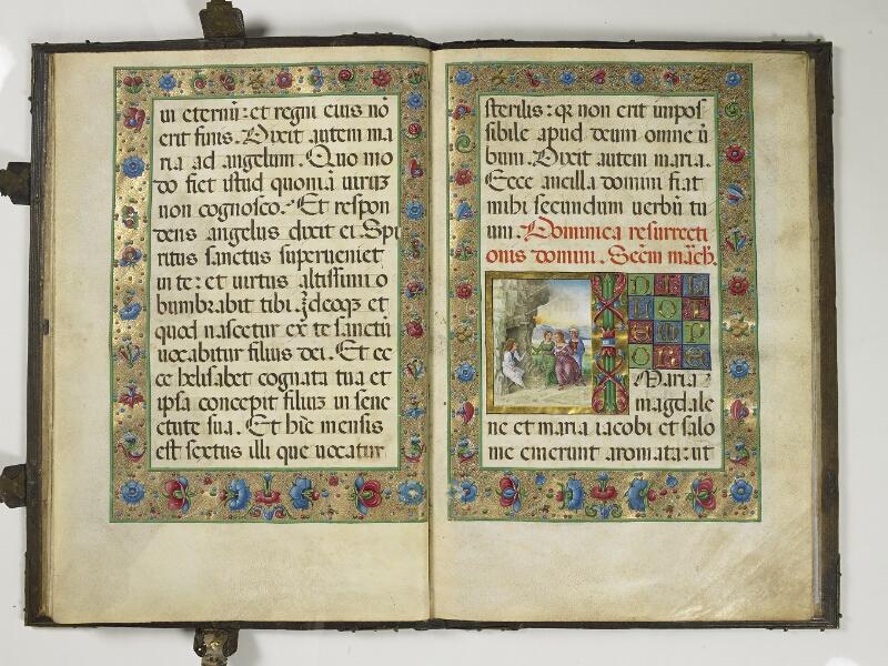 CHANTILLY, Bibliothèque du château, 0018 (1410), f. 013v - 014