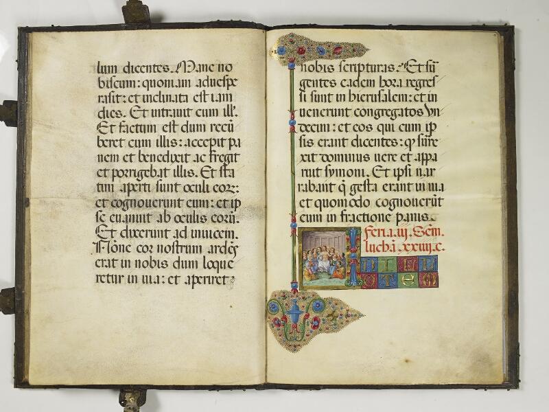 CHANTILLY, Bibliothèque du château, 0018 (1410), f. 017v - 018