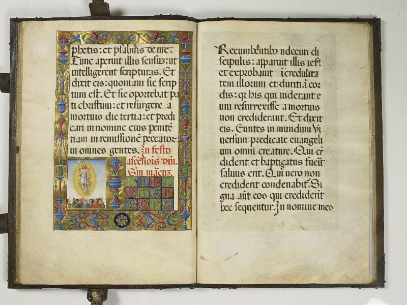 CHANTILLY, Bibliothèque du château, 0018 (1410), f. 019v - 020