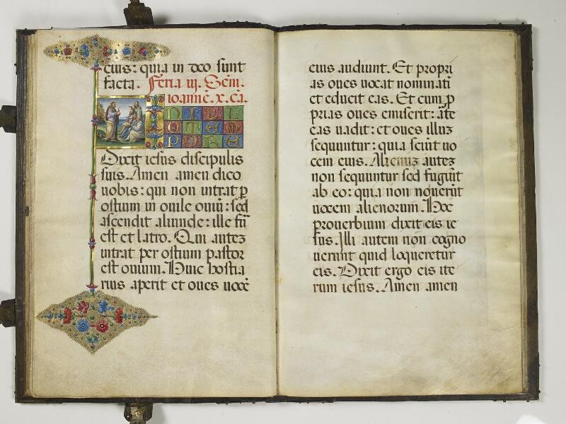 CHANTILLY, Bibliothèque du château, 0018 (1410), f. 023v - 024