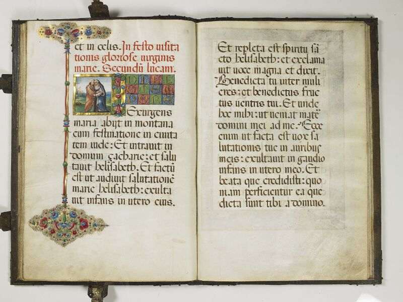 CHANTILLY, Bibliothèque du château, 0018 (1410), f. 028v - 029