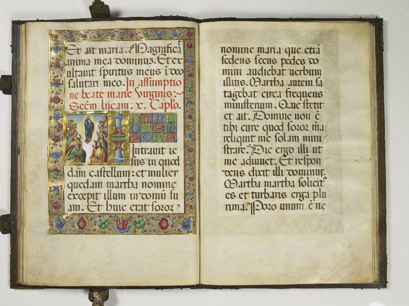 CHANTILLY, Bibliothèque du château, 0018 (1410), f. 029v - 030