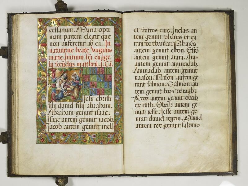 CHANTILLY, Bibliothèque du château, 0018 (1410), f. 030v - 031
