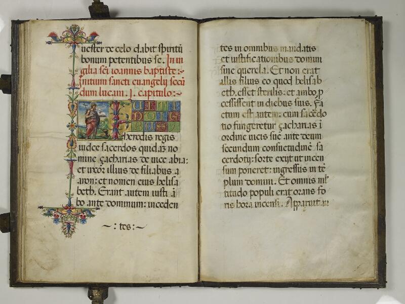 CHANTILLY, Bibliothèque du château, 0018 (1410), f. 036v - 037