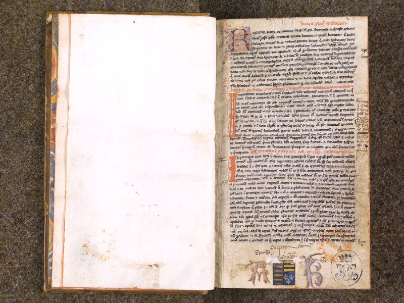 CHANTILLY, Bibliothèque du château, 0022 (0994), f. 001v - 002