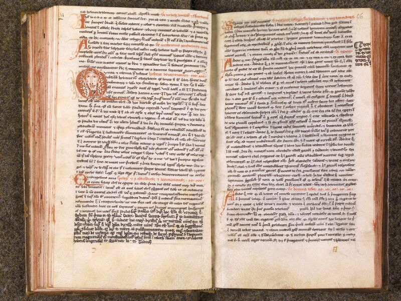 CHANTILLY, Bibliothèque du château, 0022 (0994), f. 055v - 056