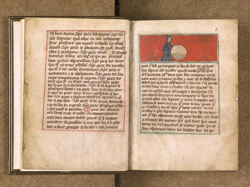 CHANTILLY, Bibliothèque du château, 0026 (1078), f. 001v - 002