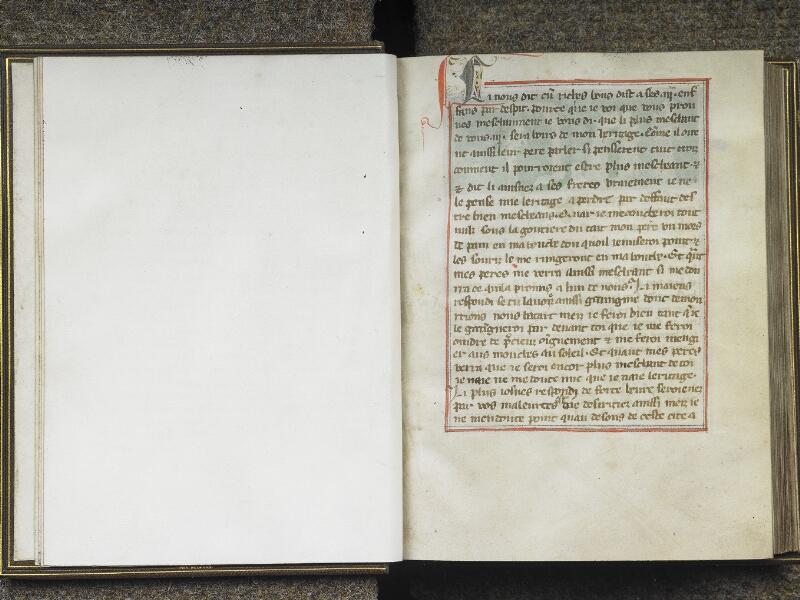CHANTILLY, Bibliothèque du château, 0027 (1079), f. 001v - 002
